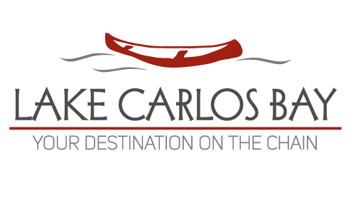 Lake Carlos Bay Resort logo
